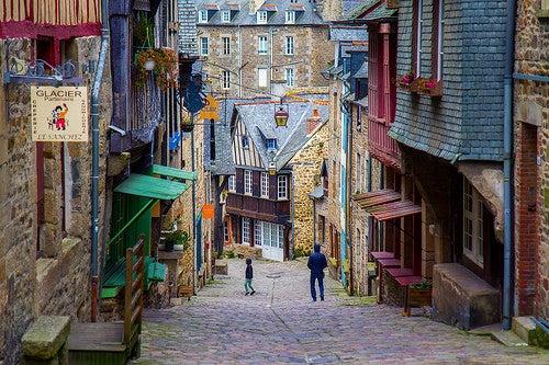 5 de las calles más bellas de Francia