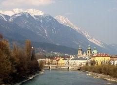 Lugares de austria