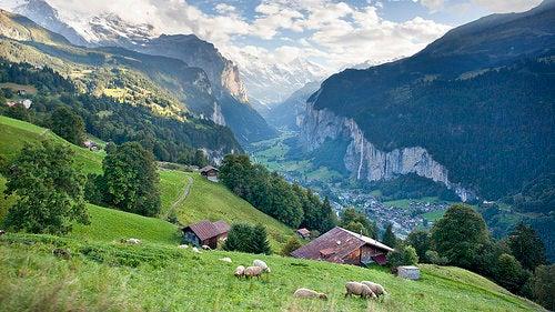 10 de los paisajes más bellos de Europa. Parte I