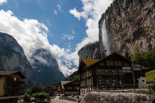 10 de los pueblos más bellos de Suiza. Parte I