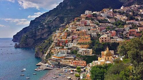 Los mejores lugares de la Costa Amalfitana