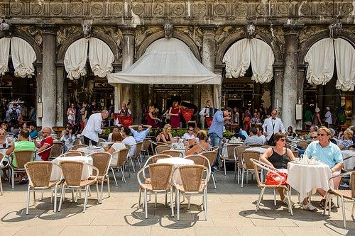 Cafeterías de Europa: 5 de las más famosas