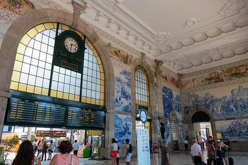 Estaciones de tren de europa 4