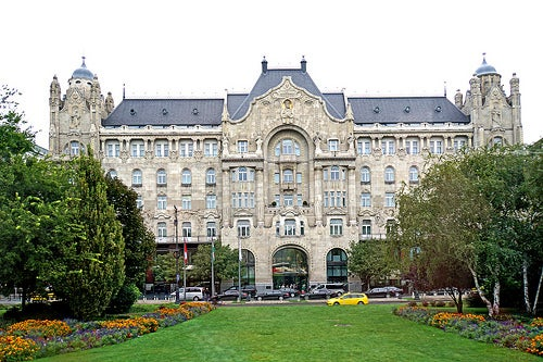 Los hoteles más lujosos de Europa: 7 para deleitarte. Parte I