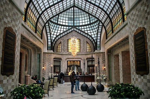 Hoteles más lujosos de europa 2