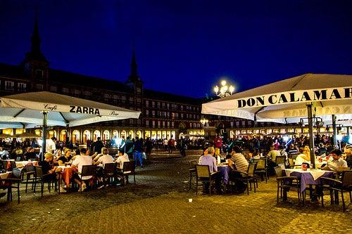 5 de los lugares más turísticos de Madrid