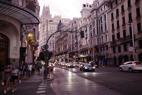 Lugares más turísticos de madrid 2