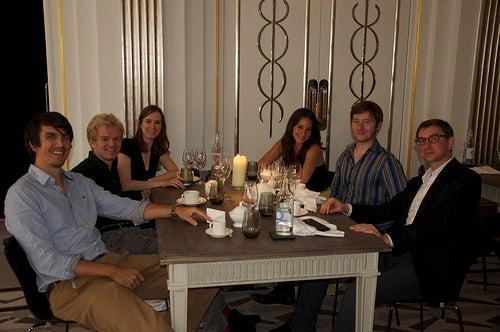 Mejores restaurantes de europa 2