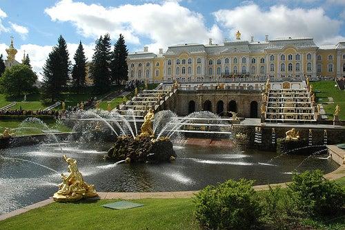 4 palacios de la Rusia europea: herencia de los zares
