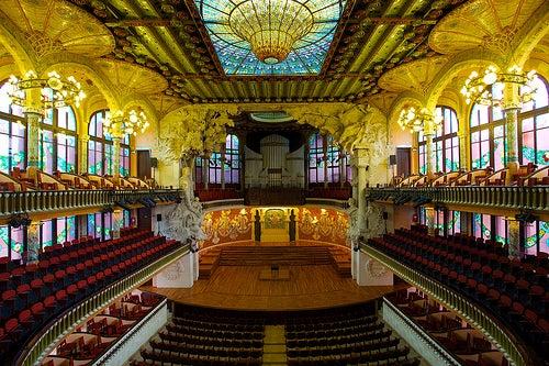 Teatros más bellos de europa 2
