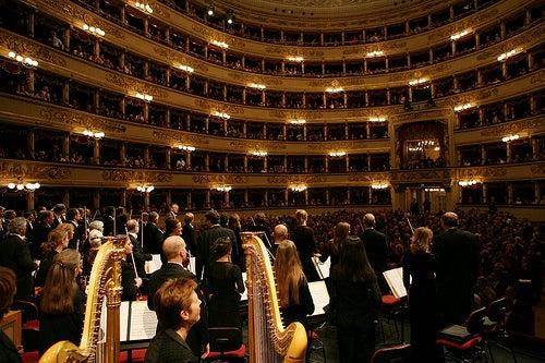 8 de los teatros más bellos de Europa. Parte II