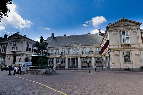 Palacio noordeinde