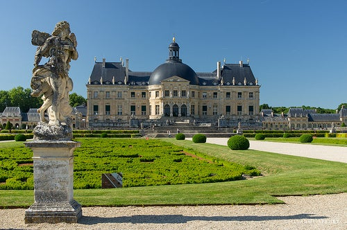 El Palacio Vaux le Vicomte. ¡Descúbrelo!