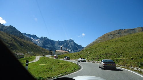4 de las carreteras más hermosas de Europa