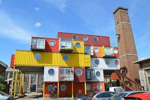 8 de los edificios más extraños de Europa. Parte I