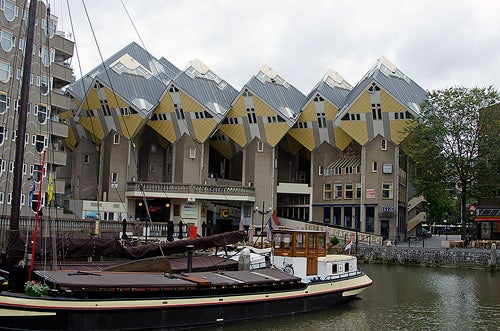 Edificios más extraños de europa 2