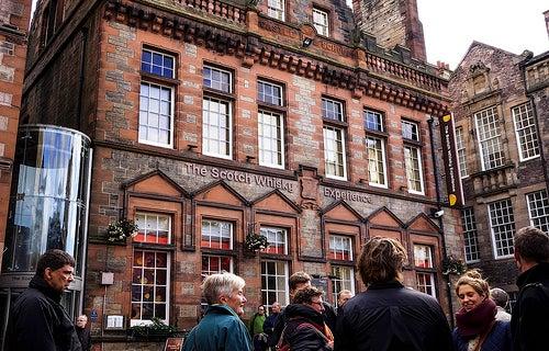 La ruta del Whisky en Escocia