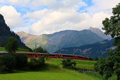 5 fantásticos viajes en tren por Europa