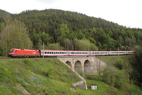 Viajes en tren por europa 2