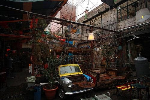 5 de los bares más extraños de Europa