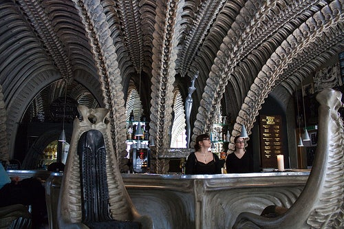 Museum bar hr giger