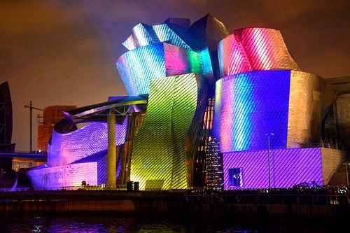 4 edificios de Frank Gehry en Europa que te harán soñar