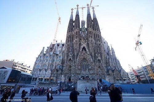 3 edificios de Gaudí espectaculares