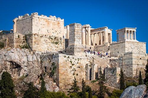 3 monumentos de Grecia inigualables