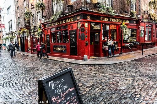 Los mejores pubs de Dublín ¡la pasarás genial!