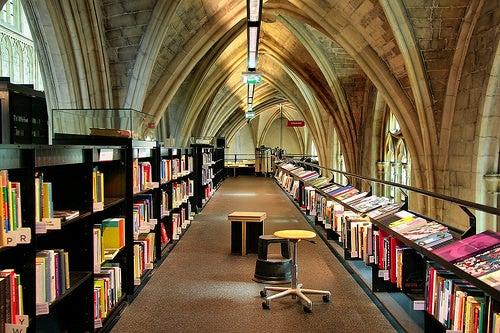 7 de las librerías más famosas de Europa