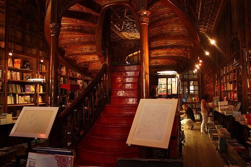 Librerías más famosas de europa 2