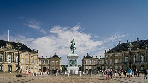 4 palacios de Dinamarca ¡Descúbrelos!