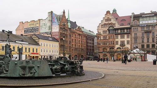 Ciudades de suecia 2