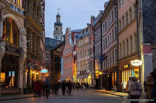 Los barrios más bellos de Europa: 4 espectaculares