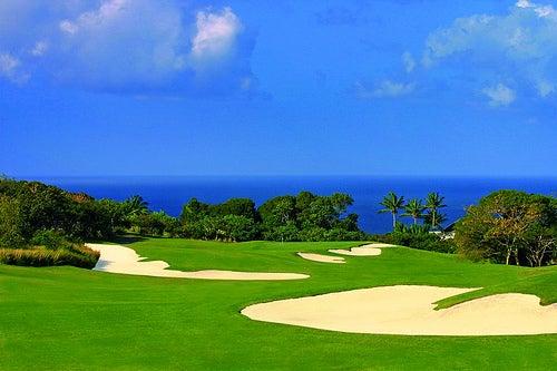 Barbados campos de golf