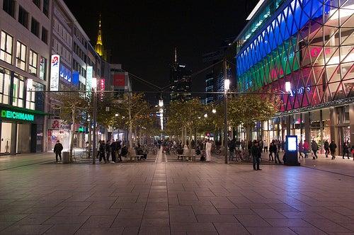 Calles de alemania zeil