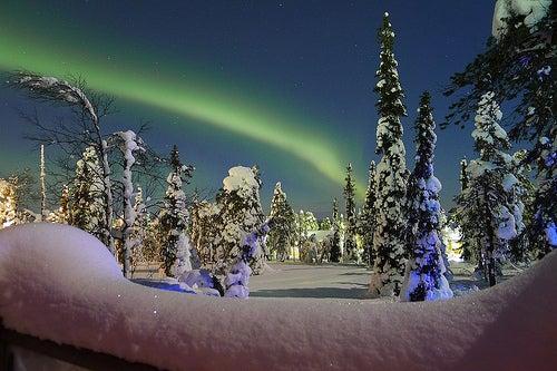 Laponia: una región espectacular. Parte 1