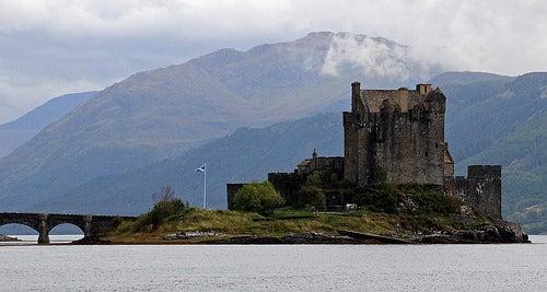 Escocia castillo eilean donan