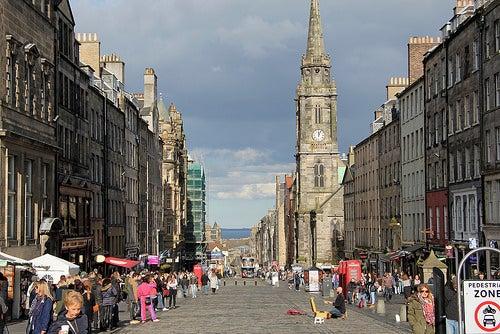 Escocia edimburgo