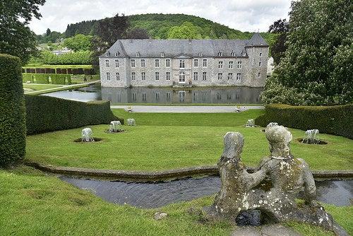 Palacios y castillos de Bélgica: 7 de los más espectaculares