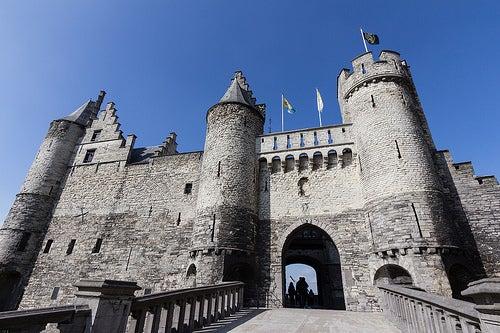 Palacios y castillos de belgica 2