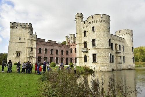 Castillo de bouchout
