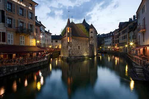 Top 3 canales más bellos de Europa