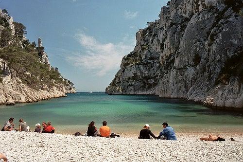 Playas de la costa azul 2