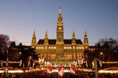 4 destinos de Europa para pasar navidad