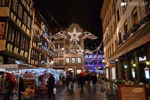 Destinos de europa para pasar navidad estrasburgo