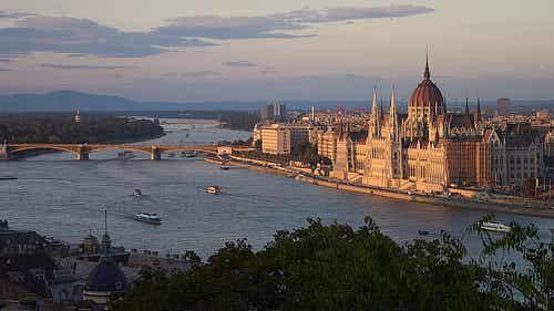 Un paseo por el Danubio ¡Te encantará!
