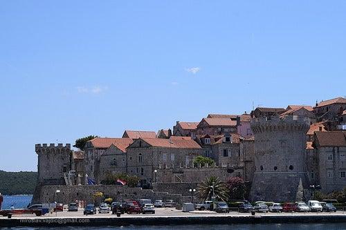 Pueblos de croacia korcula
