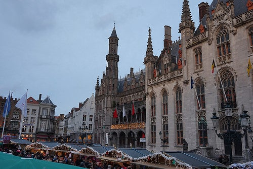 Brujas: Top 4 para disfrutar esta ciudad de Bélgica